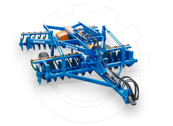 diskosvarna cronus x  rekor devetzoglou bros agricultrural machinery georgika mixanimata